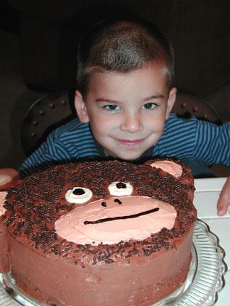 No Monkey Cake!