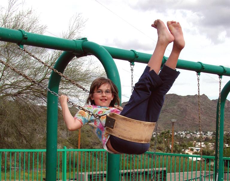 Nova, age 10