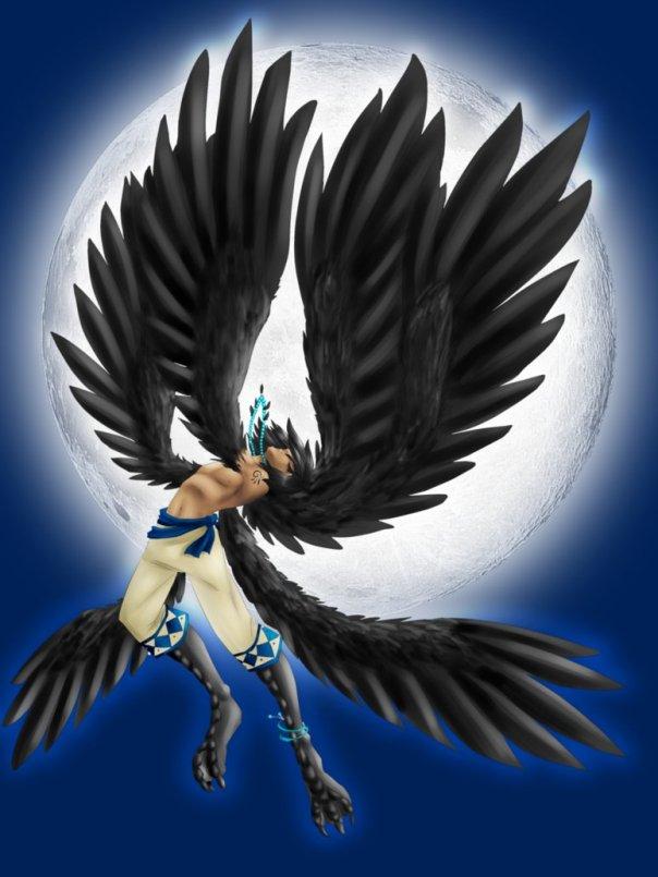 Moonlit Flight by Nova
