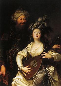 Roxelane und der Sultan